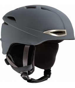 Red Force Snowboard Helmet Gunmetal
