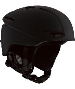 Red Force Snowboard Helmet Black