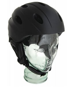 Red Frequency Snowboard Helmet