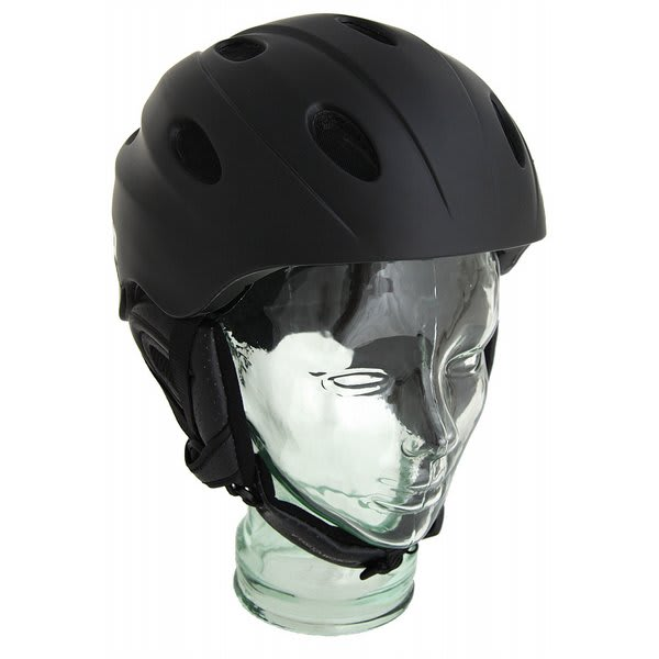 Red Frequency Snow Helmet