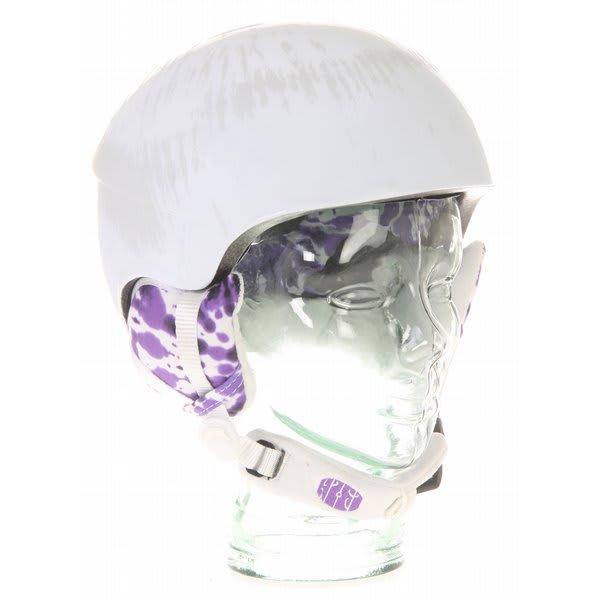 Red Hi Fi Snow Helmet