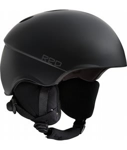 Red Hi-Fi Snowboard Helmet Black