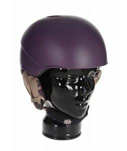 Red Hi Fi Snowboard Helmet