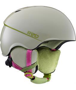 Red Hi-Fi Snowboard Helmet Haze