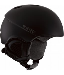 Red Hi-Fi Snowboard Helmet Shaun White