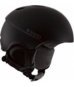 Red Hi-Fi Snowboard Helmet