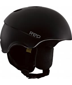 Red Hi-Fi MIPS Snowboard Helmet Black