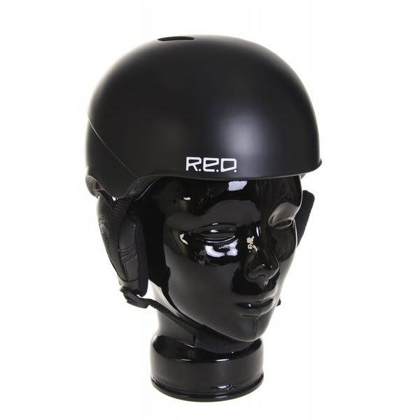 Red Hi Fi Youth Snow Helmet