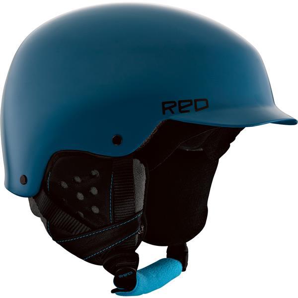 Red Mutiny Snow Helmet