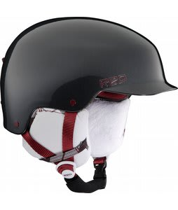 Red Mutiny Snowboard Helmet Black Pearl
