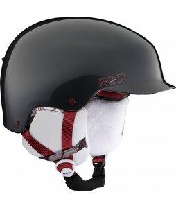 Red Mutiny Snowboard Helmet