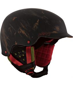 Red Mutiny Snowboard Helmet Furnace
