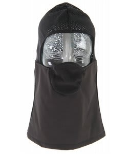 Red Ninja Clava Facemask Black