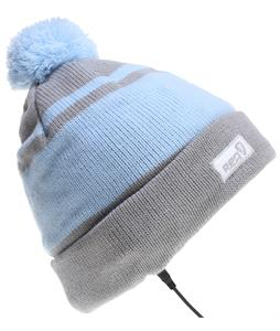 Red Ordinance Audex Audio Beanie Grey