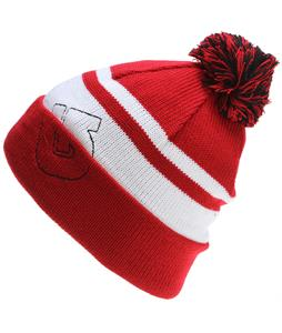 Red Ordinance Pom Pom Beanie