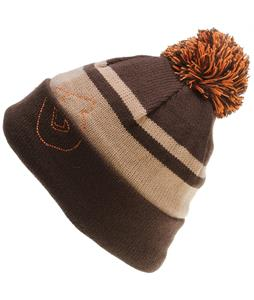 Red Ordinance Pom Pom Beanie Mocha