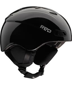 Red Reya Classic Snowboard Helmet Black
