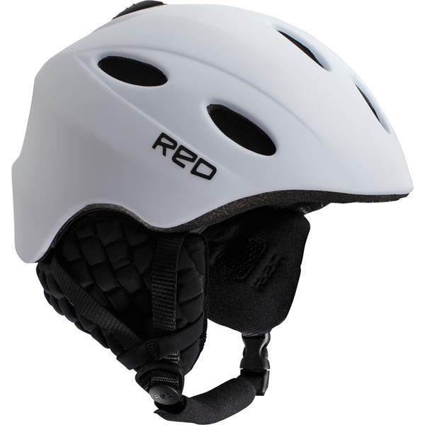 Red Tantrum Classic Snow Helmet