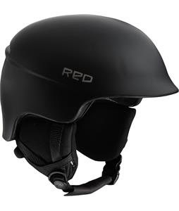 Red Theory Snowboard Helmet Black