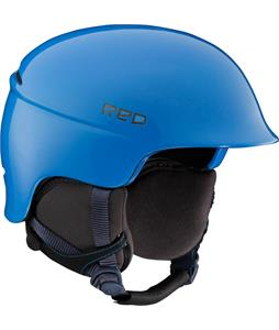 Red Theory Snowboard Helmet Cobalt Blue