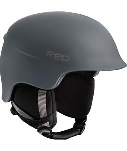 Red Theory Snowboard Helmet Gunmetal