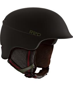 Red Theory Snow Helmet