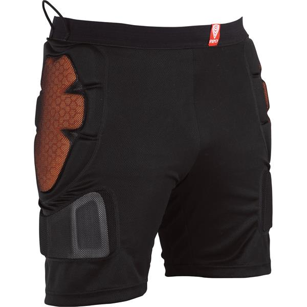 Red Total Impact Shorts