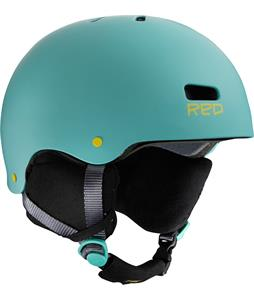 Red Trace Snowboard Helmet Radical