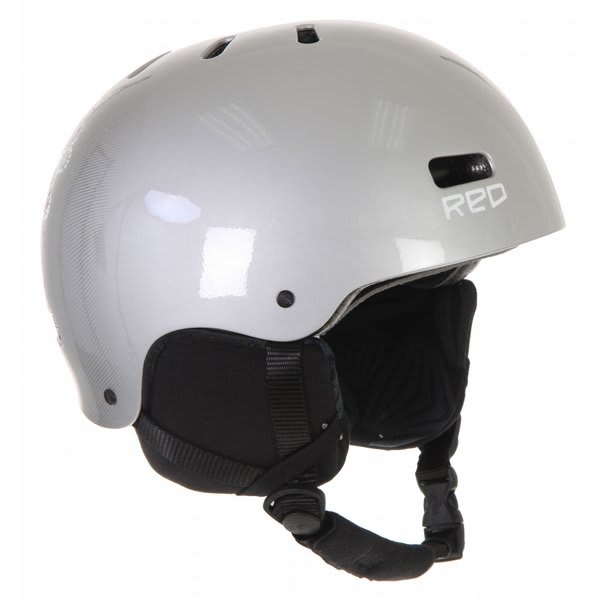 Red Trace 2 Snow Helmet