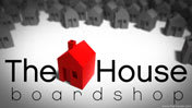 The House Red Wallpaper