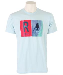 Reef Alto T-Shirt Light Blue