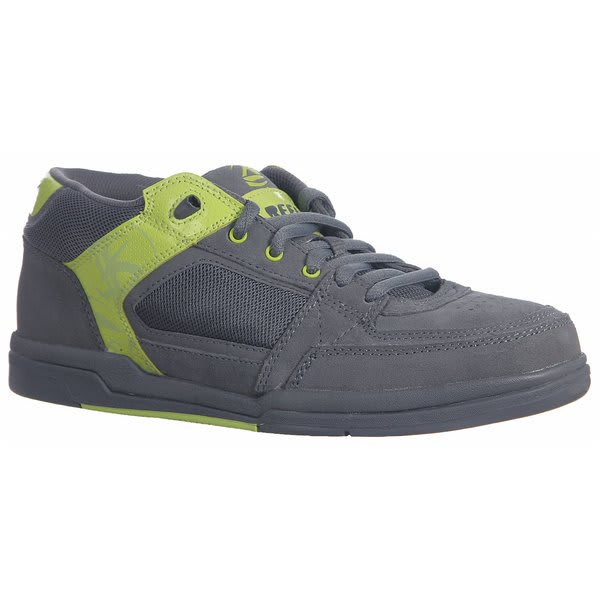 Reef Byerly Wakeskate Shoes Grey/Lime - thumbnail 1