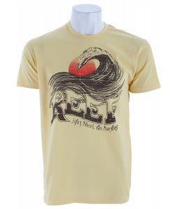 Reef Chocolate Wave T-Shirt