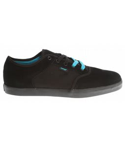 Reef Coastal Brink CC Casual Shoes Black/Turquoise