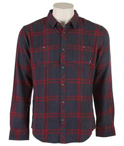 Reef Cold Dip 5 Flannel Navy