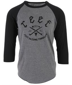 Reef Cover Raglan