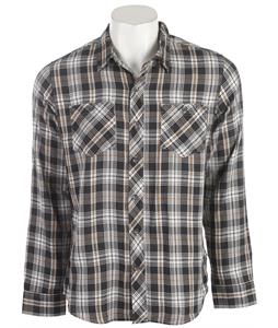 Reef Dawn Plaid Shirt