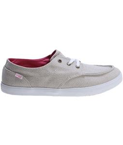 Reef Deckhand 2 TX Shoes Cream Stripes