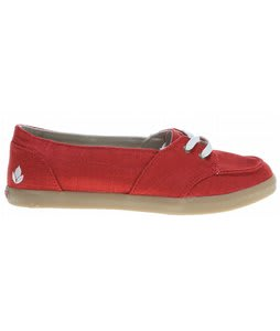 Reef Deckhand Shoes Red