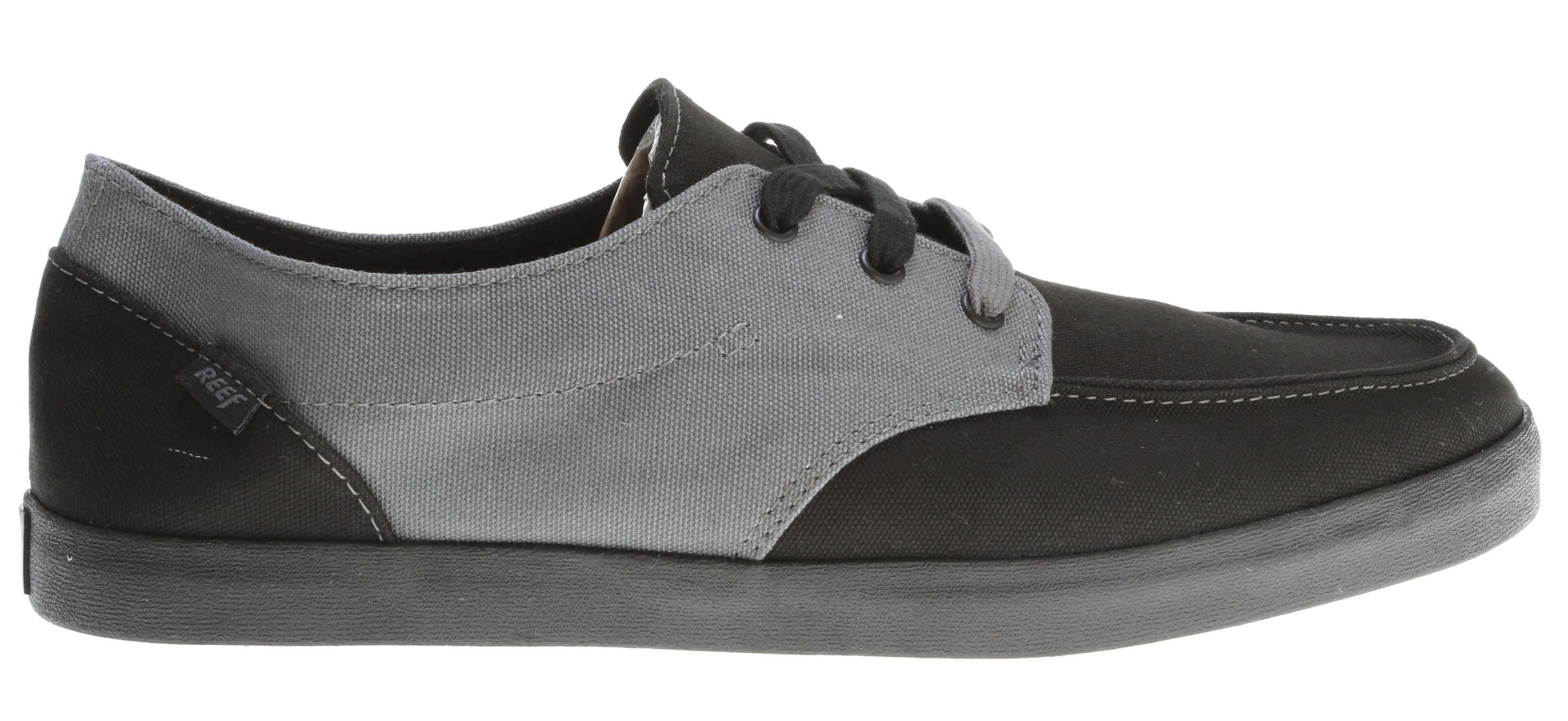 Shop for Reef Deck Hand 2 Casual Shoes Grey/Black - Men's