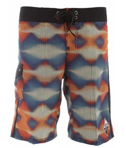 Reef Diamond Waves Boardshorts Black