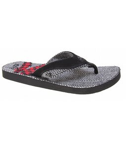 Reef Dimension Sandals Black