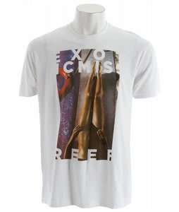 Reef Exotic Miss Reef T-Shirt White