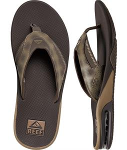 Reef Fanning Prints Sandals
