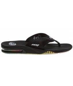 Reef Fanning Prints Sandals Rasta Girl