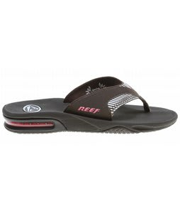 Reef Fanning Sandals Brown/Pink Stripes
