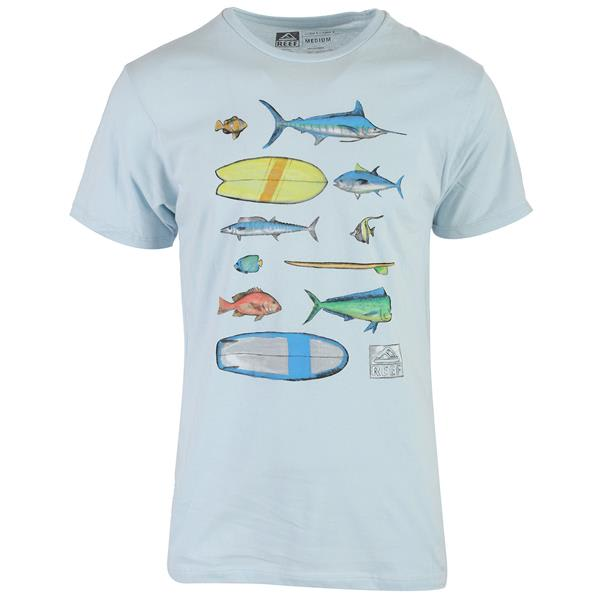 Reef Fish Chartee T-Shirt