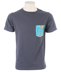 Reef Floral Pocks T-Shirt