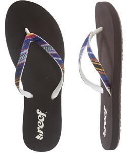 Reef Guatemalan Stargazer Sandals Brown/Blue/Multi