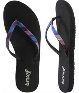 Reef Guatemalan Stargazer Sandals Black/Multi